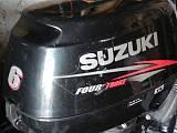 Продам лодочный мотор suzuki 6 л.с. - 4 х.т