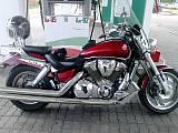 Мотоцикл хонда vtx 1800 сс - фотография №2