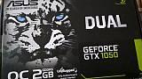 Видеокарта Geforce GTX 1050