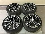 Комплект колёс для BMW X5/X6