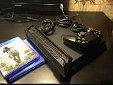 PS4 Slim 1tb с играми