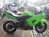 Kawasaki ER6F 2008г.в - фотография №1