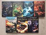 Гарри Поттер. Комплект книг Bloomsbury