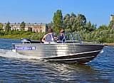 Новый алюминиевый катер Wyatboat 490 DCM