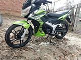Продаю мотоцикл Racer Viper 130 CF